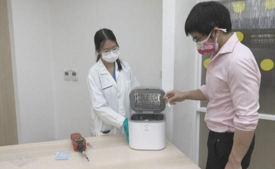 Thái Lan thử nghiệm xét nghiệm COVID-19 qua mồ hôi