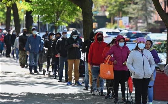 Số đơn xin trợ cấp thất nghiệp mới tại Mỹ giảm mạnh