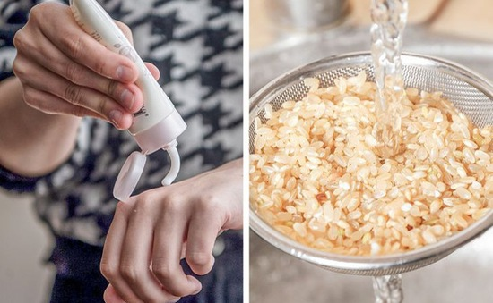"""6 lợi ích từ nước gạo - """"thần dược"""" gìn giữ tuổi xuân của phụ nữ Nhật Bản"""
