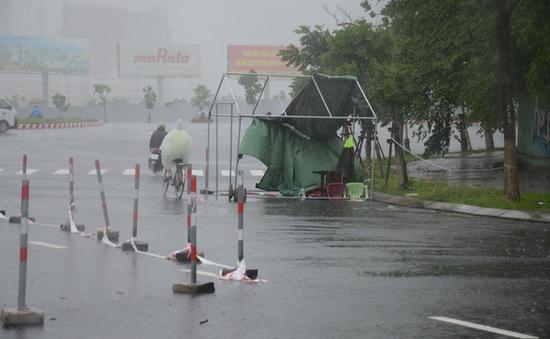 Vùng áp thấp có khả năng mạnh thêm, gây mưa lớn ở miền Trung, Tây Nguyên