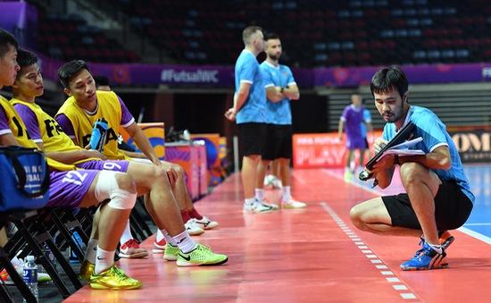 ĐT futsal Việt Nam mổ băng, nhận diện sức mạnh đối thủ Brazil
