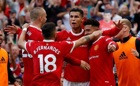 Bài phát biểu hùng hồn của Ronaldo khích lệ cầu thủ Man Utd