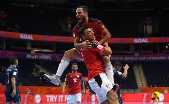 VIDEO Highlights   ĐT Ai Cập 6-3 ĐT Guatemala   Bảng B VCK FIFA Futsal World Cup Lithuania 2021™