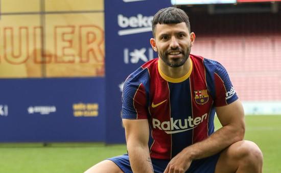 Sergio Aguero có thể trở lại thi đấu từ tháng 10