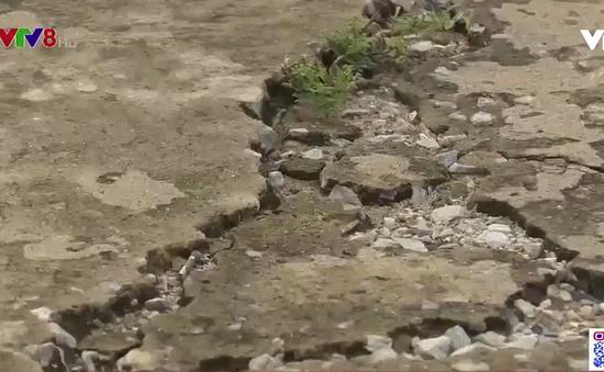 Thanh Hoá nhiều tuyến đê kè hư hỏng, mất an toàn trong mùa mưa bão