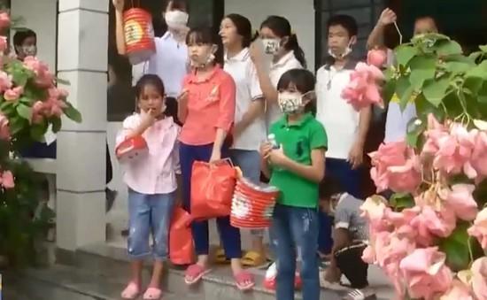 Khánh Hòa: Mang Tết Trung thu đến trẻ em vùng dịch bệnh