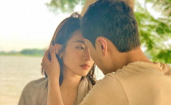 Khoảnh khắc đẹp như phim Hàn của Khả Ngân và Thanh Sơn