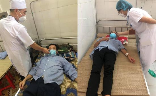 Bắc Giang phát hiện 3 ca bệnh Whitmore