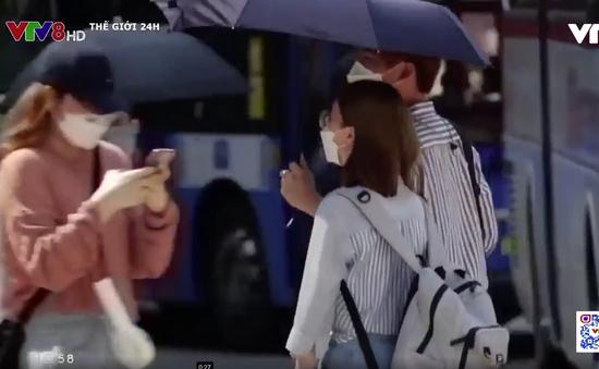 Hàn Quốc siết chặt kiểm soát sau khi số ca mắc COVID-19 mới tăng vọt sau lễ Trung Thu
