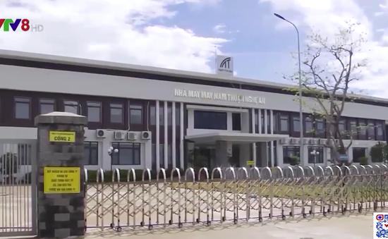 Nghệ An: Gần 15 ngàn công nhân tạm nghỉ do doanh nghiệp đóng cửa vì dịch COVID-19
