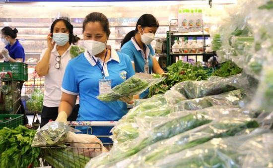 Nhiều combo nông thủy sản cung ứng cho người dân TP Hồ Chí Minh
