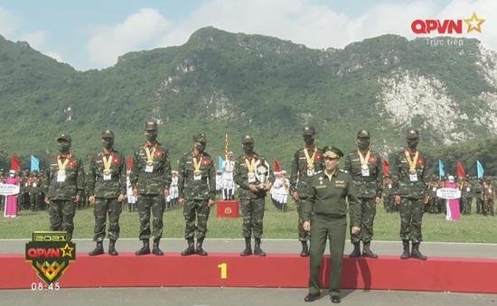 Army Games 2021: Chủ nhà Việt Nam giành HCV Xạ thủ bắn tỉa, HCB Vùng tai nạn