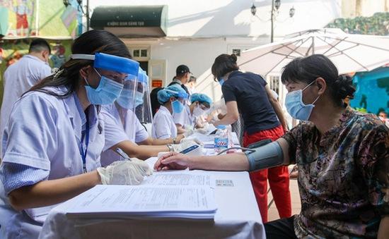 Khẩn tìm người từng đến điểm tiêm vaccine COVID-19 tại trụ sở Tập đoàn FPT