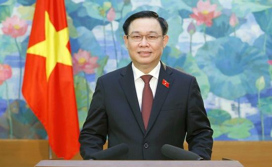 Chủ tịch Quốc hội: Thế giới cần chung tay hành động để chiến thắng đại dịch COVID-19