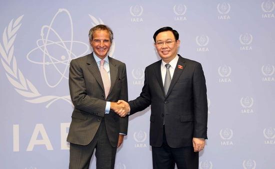 IAEA sẽ tặng Việt Nam 3 bộ thiết bị xét nghiệm PCR di động, sinh phẩm trị giá gần 500.000 Euro