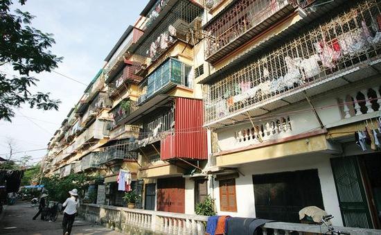 """Nghị định 69 - """"Chìa khóa"""" tạo đột phá trong cải tạo chung cư cũ"""