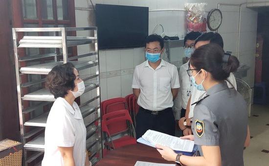 Thí điểm thanh tra chuyên ngành an toàn thực phẩm tại 9 tỉnh, thành