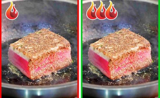 """Tranh thủ mùa dịch nâng cao tay nghề nấu nướng với 7 mẹo """"thần thánh"""""""