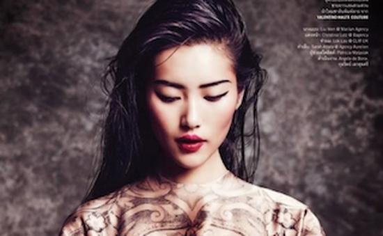 Liu Wen - Chân dài đắt giá nhất châu Á