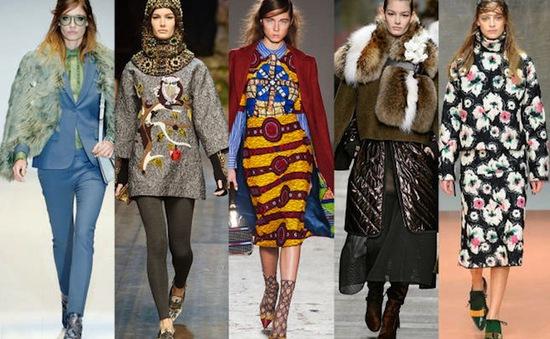 Top 10 BST Tuần lễ thời trang Milan