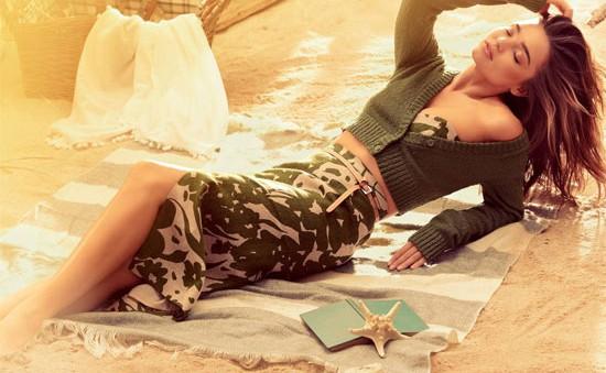 Miranda Kerr luôn xứng đáng với danh hiệu thiên thần
