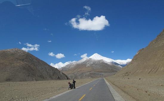 Từ Lhasa đến Gyantse - Con đường cổ tích