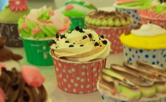 BreadTalk - cupcake ngọt ngào 20/10 cho người phụ nữ yêu thương