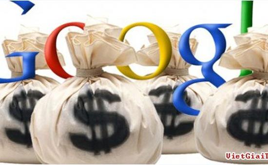 """Google không biết làm gì với lợi nhuận """"khủng"""""""