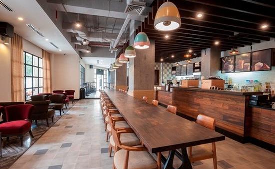 Starbucks khai trương cửa hàng thứ 3 độc đáo tại Sài Gòn