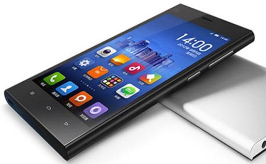 """Apple bị """"vượt mặt"""" tốc độ bán smartphone tại Trung Quốc"""