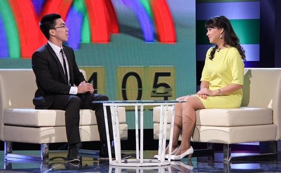 Diễm Quỳnh – người phụ nữ quyền lực của Cầu vồng MC 2014