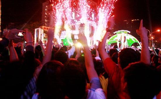 """""""Đếm ngược chào năm mới 2014"""" tại Hà Nội"""
