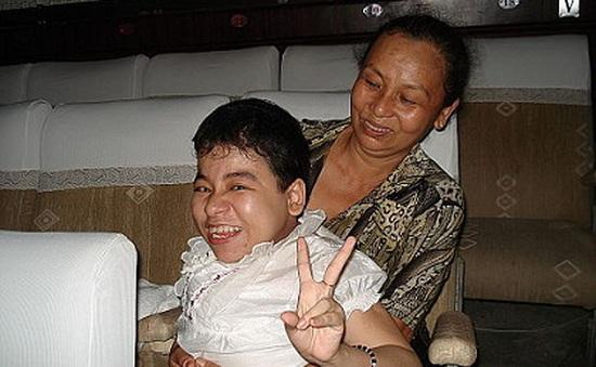Tỏa sáng nghị lực Việt: Nghị lực sống của cô gái xương thủy tinh Huỳnh Thanh Thảo