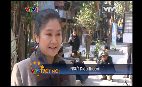 Ở tuổi 60, diễn viên gạo cội Diệu Thuần trở lại màn ảnh Việt