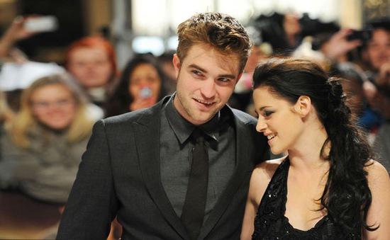 Robert Pattinson - Kristen Stewart hàn gắn quan hệ?