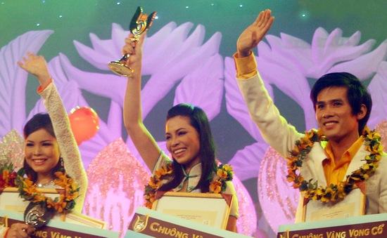Nguyễn Thị Luận đoạt giải Chuông vàng vọng cổ