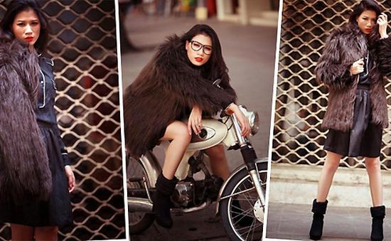 Người mẫu Trang Trần: Đã xấu còn đóng vai ác
