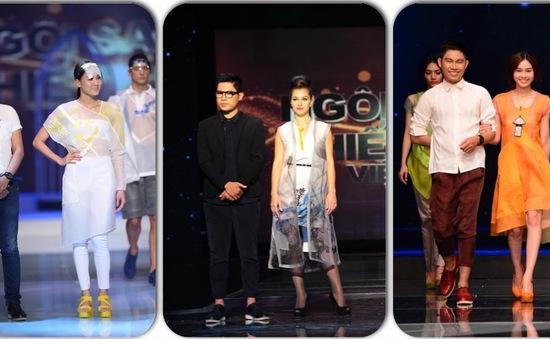 Quảng Trọng Quang Nhật đăng quang Ngôi sao thiết kế Việt Nam