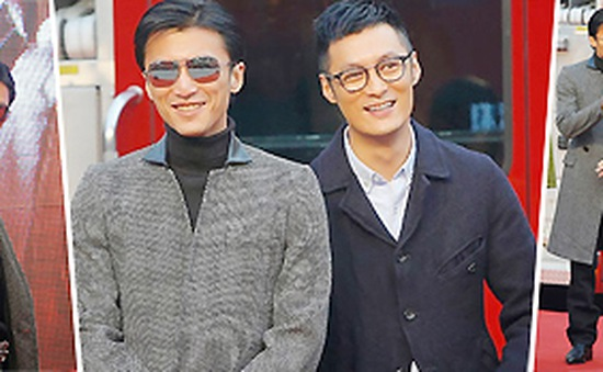 Tạ Đình Phong khó chịu về tin đồn tình cảm với Văn Vịnh San