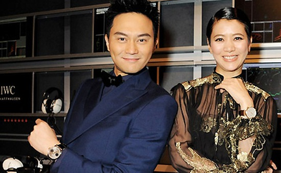 Vợ chồng Trương Trí Lâm đón lễ Tình nhân ở châu Âu