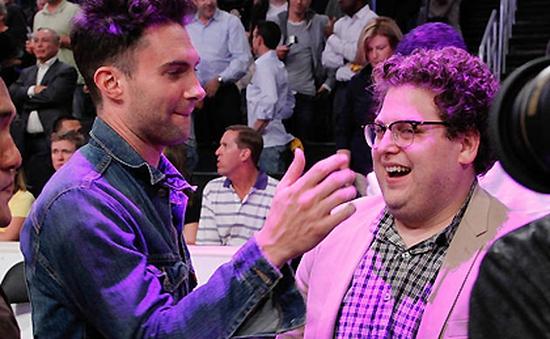 Jonah Hill ca ngợi Adam Levine