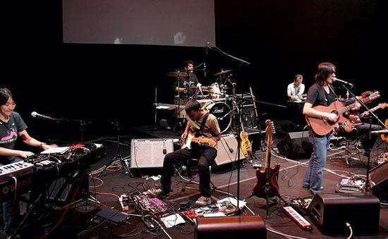 Ga O miễn phí cho sinh viên xem trình diễn âm nhạc thể nghiệm
