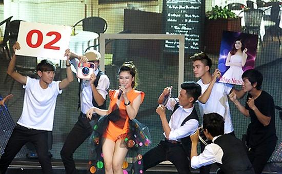 Sao Mai Điểm hẹn 2014, đêm thi thứ 3: Nhiều á hậu nhưng không có... hoa hậu