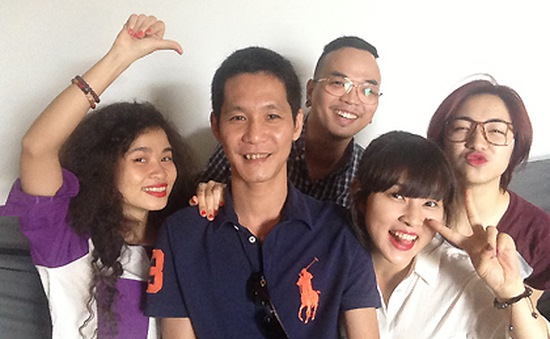 Bài hát Việt tháng 7: Những hình ảnh vui nhộn từ hậu trường