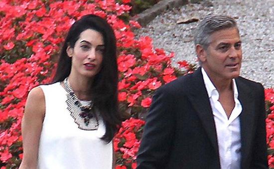 George Clooney đã đăng ký kết hôn