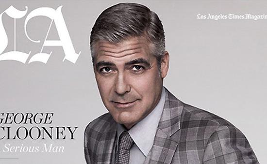 Ảnh cưới của George Clooney sẽ xuất hiện trên tạp chí Vogue