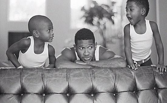 """Usher không ân hận về """"sai lầm vĩ đại"""" nhất đời mình"""