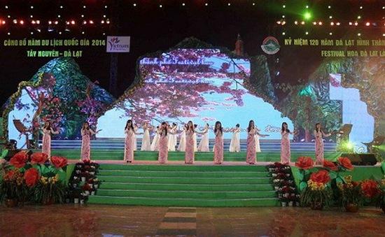 Ấn tượng đêm bế mạc Tuần Văn hóa Du lịch Đà Lạt 2013
