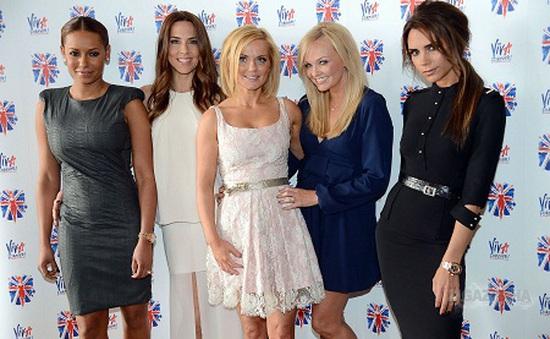 Spice Girls được mời chào 41 triệu USD để trở lại