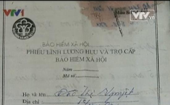 Nam Định: Thủ đoạn trục lợi tiền của người đã chết